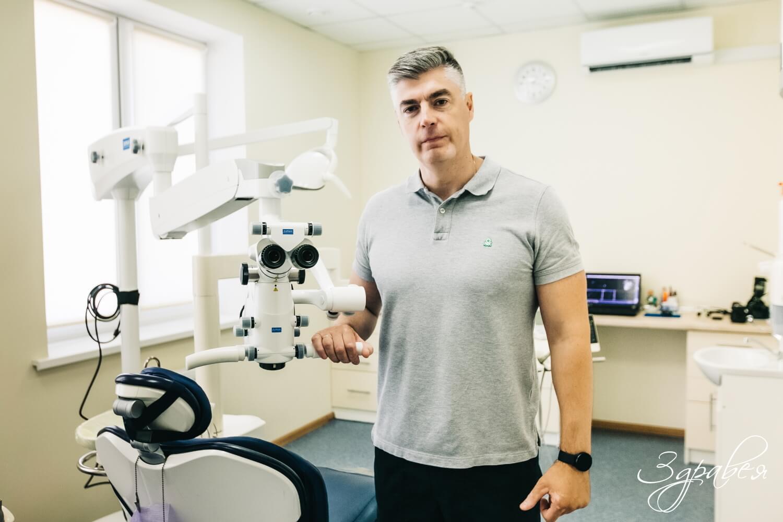 Драницын Григорий – стоматологическая клиника «Здравея»