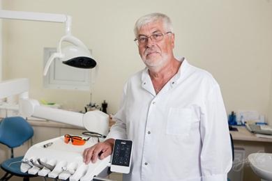 Сергей – врач клиники «Здравея»