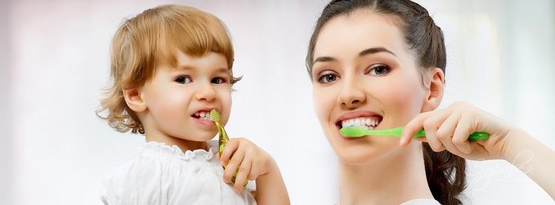 Детский кариес молочных зубов фото